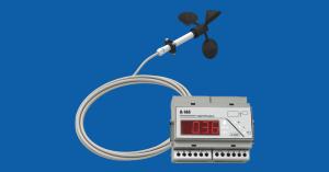 A-144  anemometr sygnalizujący, A-144-R  anemometr sygnalizujący z rejestracją