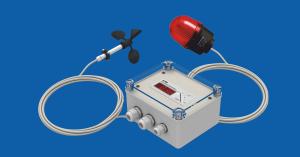 A-ster A-144-HA1 Anemometr sygnalizujący
