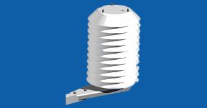 OAR-961 – osłona antyradiacyjna dla czujnika wilgotności i temperatury. OAR-961_V – osłona antyradiacyjna dla czujnika wilgotności i temperatury z wentylacją
