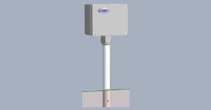 A-ster STG-073 Gradientowa sonda pomiaru temperatury z interfejsem MODBUS