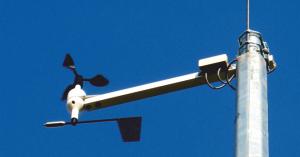 A-ster W-104 Wiatromierz zespolony, interfejs MODBUS