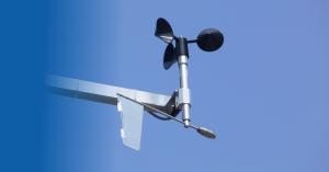 A-ster WZ-120 Wiatromierz zespolony z interfejsem MODBUS