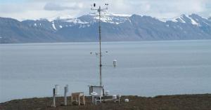 Pomiary środowiskowe na Spitsbergenie