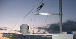 AsterMet Automatyczna Stacja Meteorologiczna z internetowym dostępem do danych w systemie AsterGate