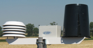 AsterMet-mini Automatyczna Przenośna Stacja Meteorologiczna z internetowym dostępem do danych w systemie AsterGate