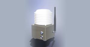 AsterMet-D-mobil – mobilna, drogowa stacja meteorologiczna